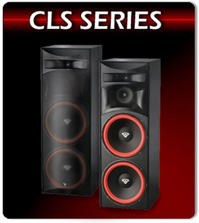 CerwinVega! CLS Series CLS 215 bei uns in der Demo at Werner Enges Atmosphere in 31008 Elze bei Hannover .