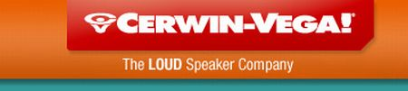 CERWIN VEGA ! The LOUD Speaker Company since over 50 years . Originallogo CervinVega! CervinVega! in der Demo bei Werner Enges Atmosphere in 31008 Elze bei Hannover . 05068-3031-Telefon . Intl call 0049-5068-3031 .