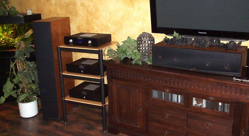 hifi rack systeme von werner enges atmosphere klipsch lovan alle marken auf anfrage 05068. Black Bedroom Furniture Sets. Home Design Ideas