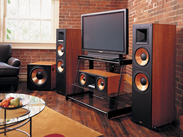 klipsch reference rf7 mk2 stereo surround systeme klipsch lautsprecher die klipsch reference. Black Bedroom Furniture Sets. Home Design Ideas