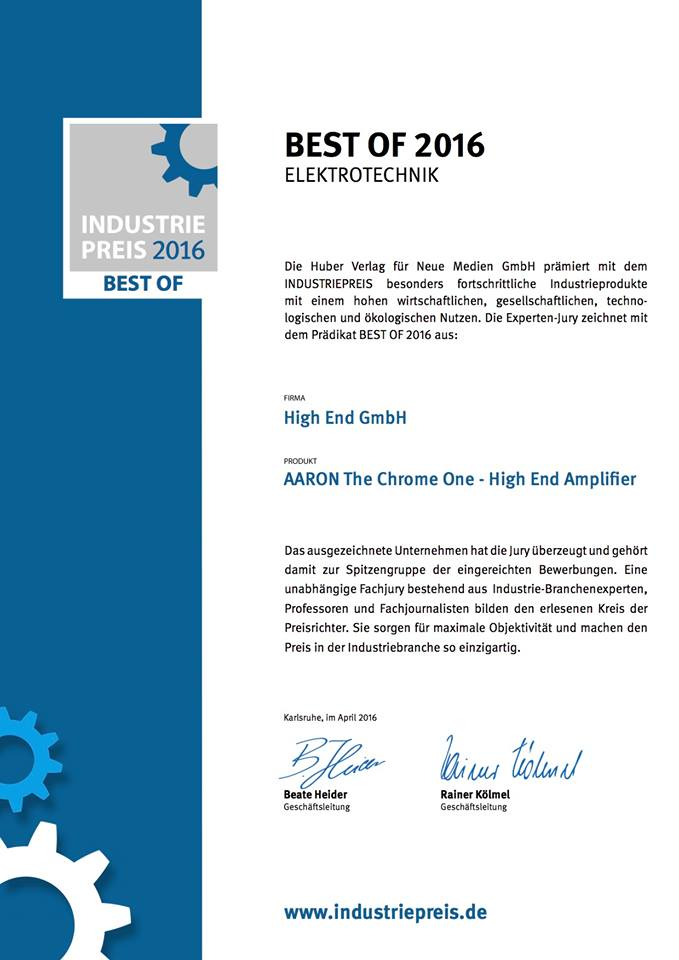 best-of-2016-industriepreis-elektrotechnik-aaron-the-chrome-one-high-end-amplifier